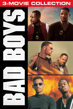 movie poster for Bad Boys 3-Movie Collection