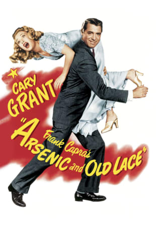 movie poster for Arsenic And Old Lace