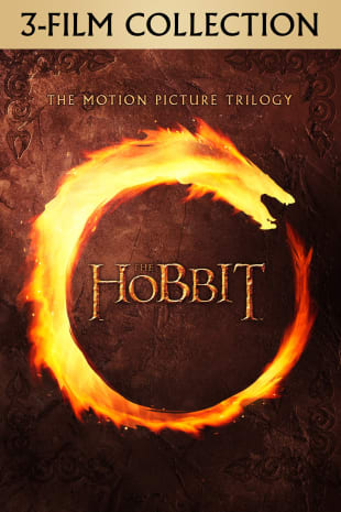 movie poster for The Hobbit: Motion Picture Trilogy