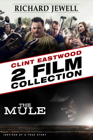 movie poster for Richard Jewell & The Mule 2-Film Collection