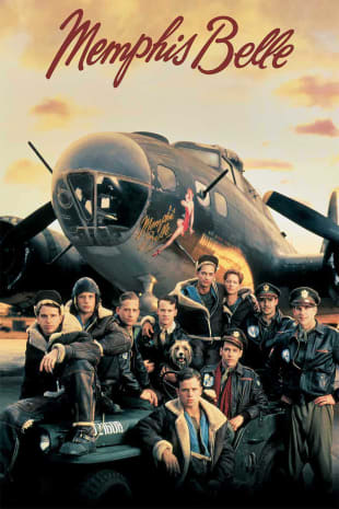 movie poster for Memphis Belle