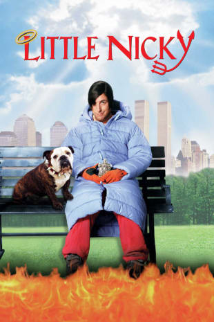 movie poster for Little Nicky