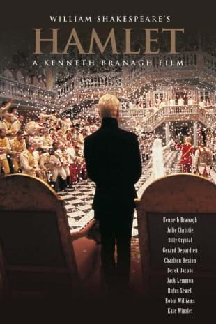 movie poster for Hamlet (1996)