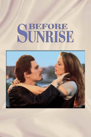 movie poster for Before Sunrise (1995)