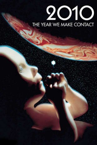 movie poster for 2010: The Year We Make Contact