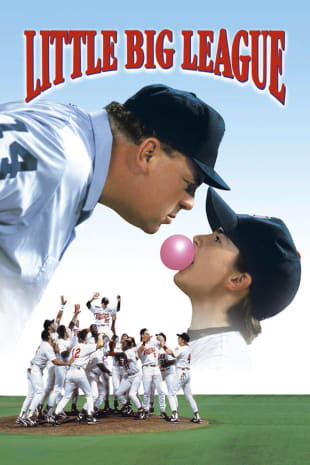movie poster for Little Big League