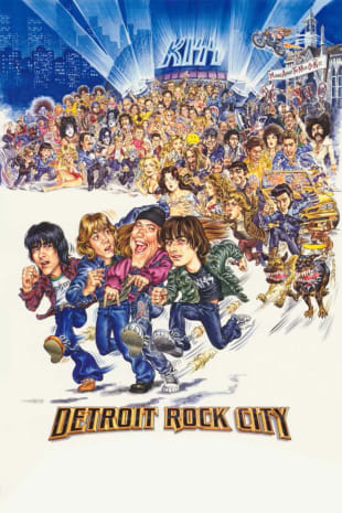 movie poster for Detroit Rock City