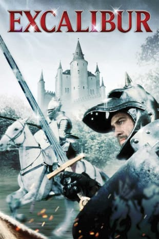 movie poster for Excalibur