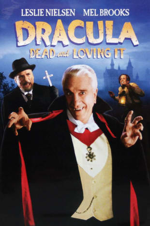 movie poster for Dracula: Dead and Loving It