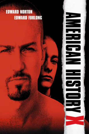 movie poster for American History X