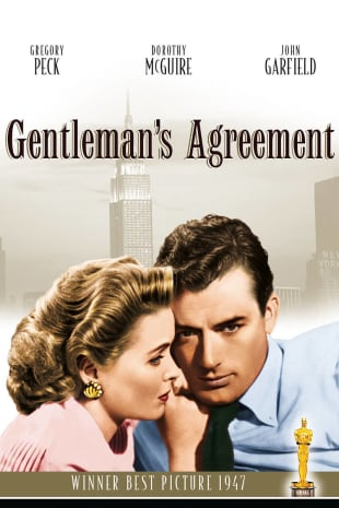movie poster for Gentleman's Agreement