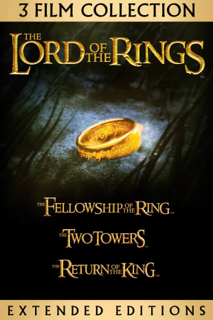 movie poster for The Lord of The Rings Motion Picture Trilogy - Extended Edition