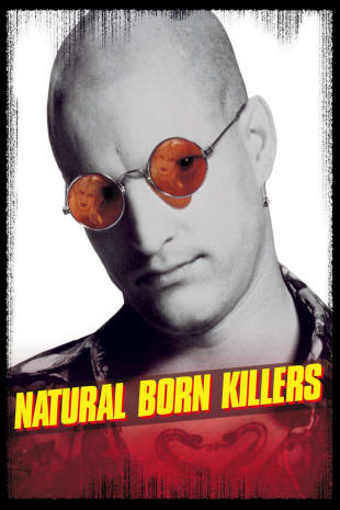 movie poster for Natural Born Killers (1994)