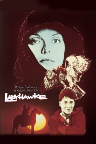 movie poster for Ladyhawke
