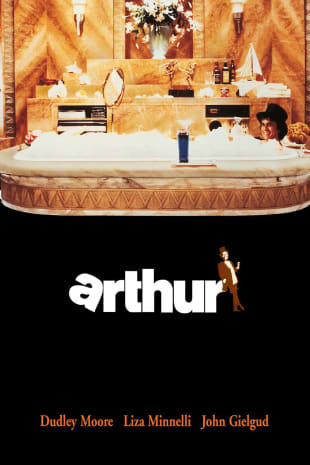 movie poster for Arthur