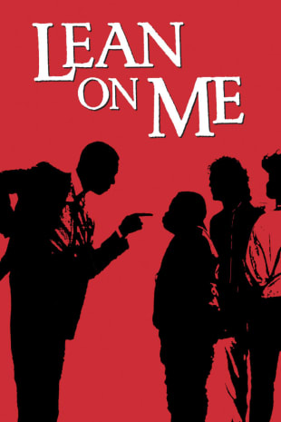 movie poster for Lean on Me
