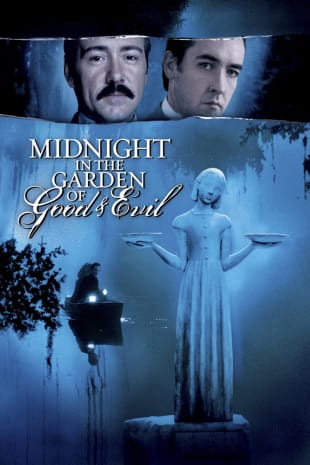 movie poster for Midnight in the Garden of Good and Evil