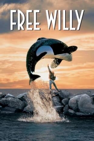 movie poster for Free Willy