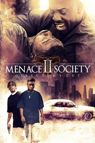 movie poster for Menace II Society