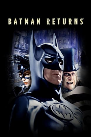 movie poster for Batman Returns