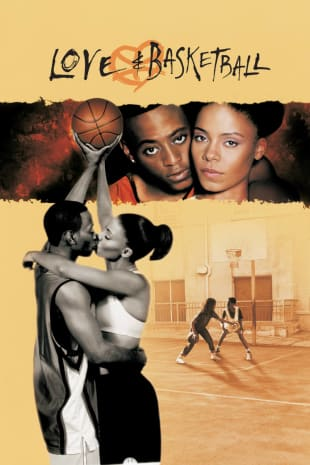 movie poster for Love And Basketball