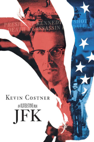 movie poster for JFK