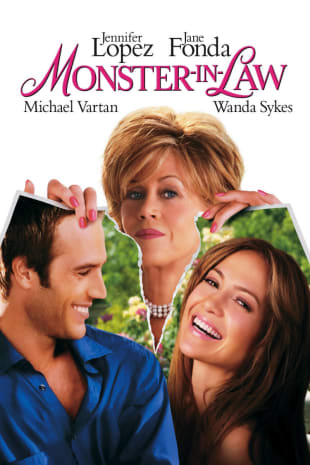 movie poster for Monster-In-Law