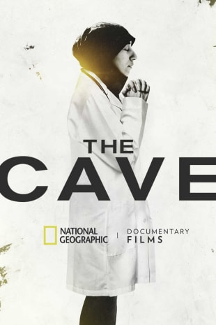 movie poster for The Cave (dir: Fayyad)