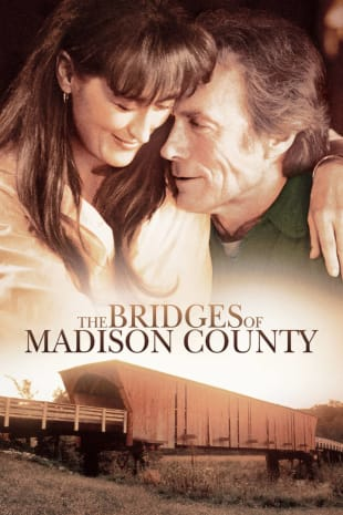 movie poster for The Bridges of Madison County