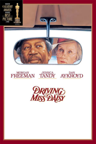 movie poster for Driving Miss Daisy