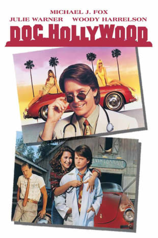 movie poster for Doc Hollywood