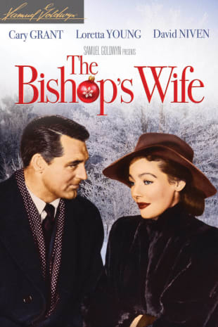 movie poster for The Bishop's Wife