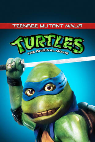 movie poster for Teenage Mutant Ninja Turtles (1990)