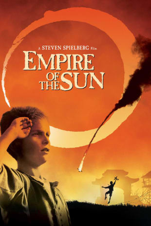 movie poster for Empire of the Sun
