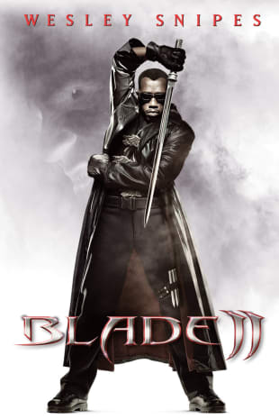 movie poster for Blade II