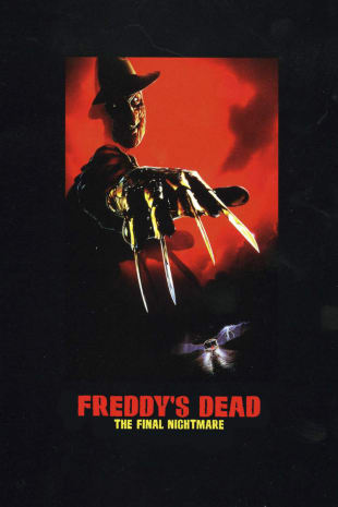 movie poster for Freddy's Dead: The Final Nightmare