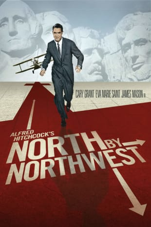 movie poster for North By Northwest (1959)