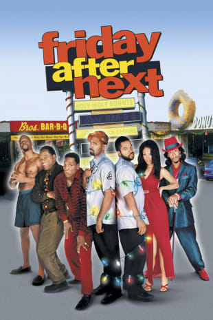 movie poster for Friday After Next