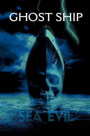 movie poster for Ghost Ship (2002)