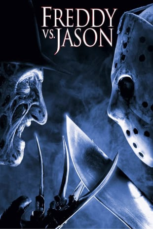 movie poster for Freddy vs. Jason