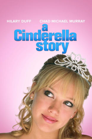 movie poster for A Cinderella Story