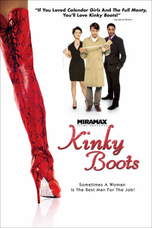 movie poster for Kinky Boots (2006)