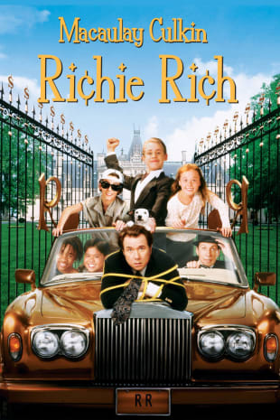 movie poster for Richie Rich