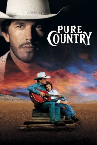 movie poster for Pure Country