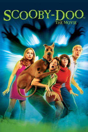 movie poster for Scooby-Doo