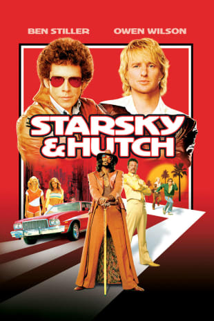 movie poster for Starsky & Hutch