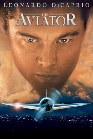movie poster for The Aviator