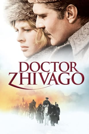 movie poster for Doctor Zhivago (1965)