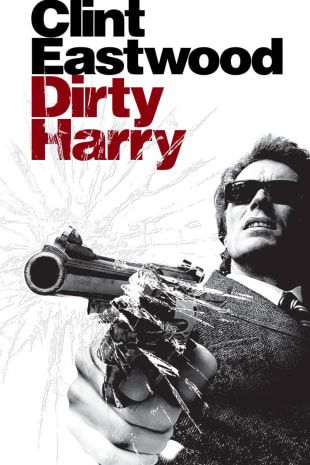 movie poster for Dirty Harry