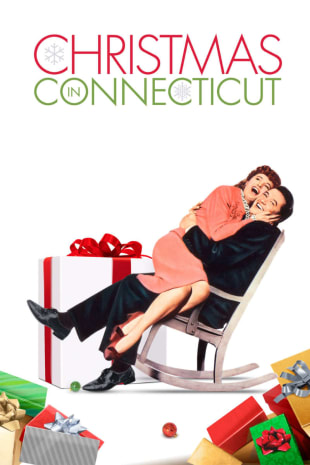 movie poster for Christmas In Connecticut (1945)